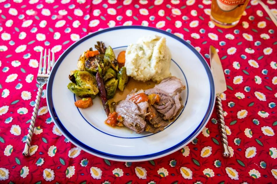 Ina-Garten-Lamb-Provencal-Celery-Root-Mashed-Potatoes-Roasted-Vegetables-Linzer-Torte-Christmas-Dinner-3