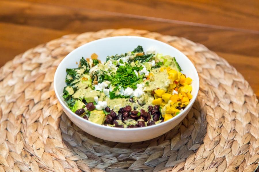 Cauliflower Rice BurritoBowls