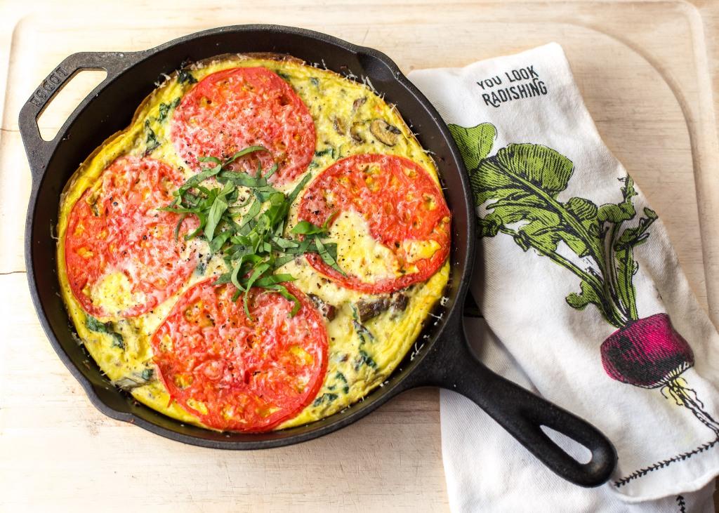 Heirloom Tomato Vegetable Frittata-0393.jpg