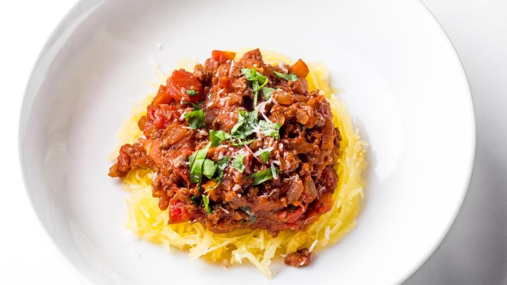 Spaghetti Squash Bolognese-1036