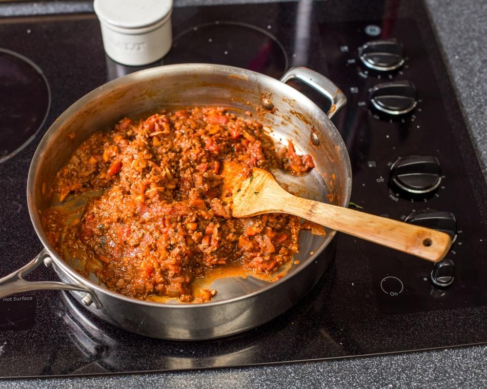 Spaghetti Squash Bolognese-1065